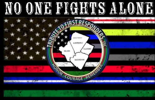 Tribute To First Responders
